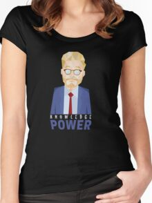 Adam ruins everything Women's Fitted Scoop T-Shirt