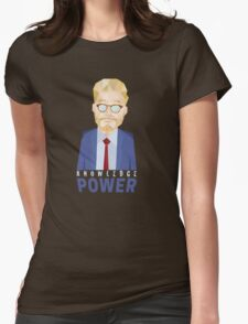 Adam ruins everything Womens Fitted T-Shirt