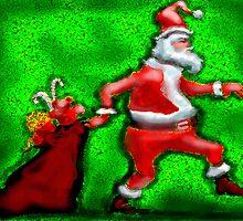 Santa Claus by Kevin Middleton