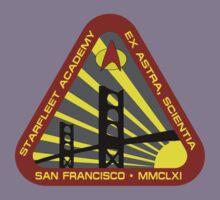 Starfleet Academy by Del Parrish