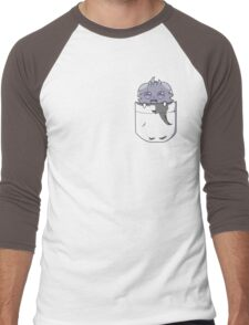 Pocket Espurr Men's Baseball ¾ T-Shirt