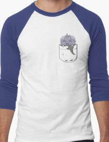 Pocket Espurr Men's Baseball ¾ T-Shirt