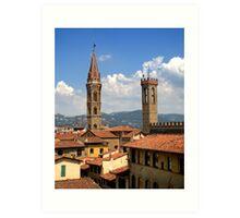 Florence Italy Art Print