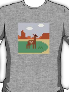 Deer in Meadow T-Shirt