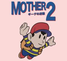 Mother 2 (SMB 3 Look-alike) One Piece - Short Sleeve