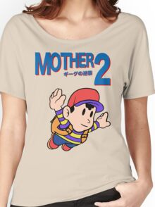 Mother 2 (SMB 3 Look-alike) Women's Relaxed Fit T-Shirt