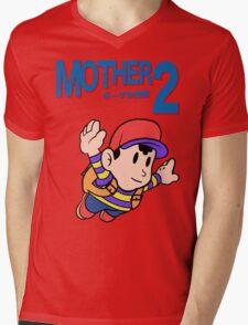 Mother 2 (SMB 3 Look-alike) Mens V-Neck T-Shirt