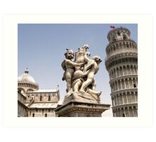 Pisa Italy Art Print