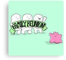 Family Reunion Canvas Print
