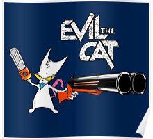 EVIL CAT Poster