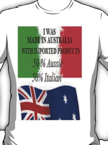MADE IN AUSTRALIA T-SHIRT   T-Shirt