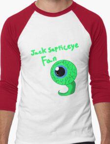 Jacksepticeye fan Men's Baseball ¾ T-Shirt