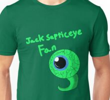 Jacksepticeye fan Unisex T-Shirt