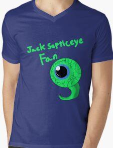 Jacksepticeye fan Mens V-Neck T-Shirt