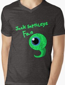 Jacksepticeye fan Mens V-Neck T-Shirt
