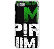 Resident Evil Chris iPhone Case/Skin