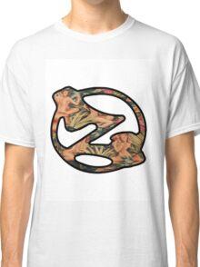 Pinup Wallpaper  Zed Classic T-Shirt