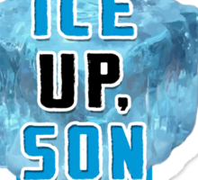 ICE UP SON SMITTY EDITION Sticker