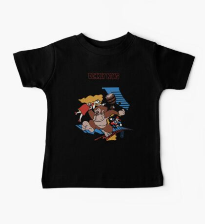 Donkey Kong Baby Tee