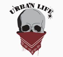urban life Kids Tee