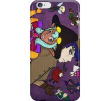 Eerie Halloween iPhone Case/Skin