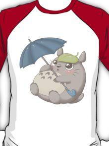 Rainy Day Totoro T-Shirt