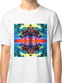 Ink Blot Galaxy 2  Classic T-Shirt