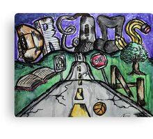 Dreams of Success Canvas Print