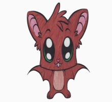A Kawaii Style Little Bat by lindypie