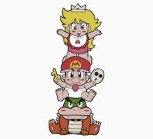 Yoshi's Island: Super Mario World 2 One Piece - Long Sleeve