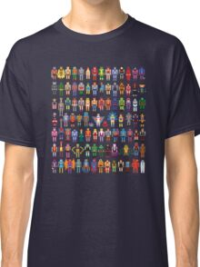 8-bit Masters expanded set Classic T-Shirt