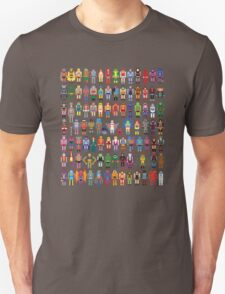 8-bit Masters expanded set Unisex T-Shirt