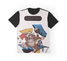 Donkey Kong Graphic T-Shirt