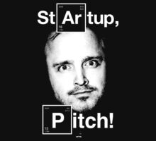 Argon, Phosphorus & Startup, pitch! by thomazmagnum