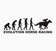 Evolution horse racing One Piece - Short Sleeve