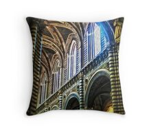 Sienna Italy Throw Pillow