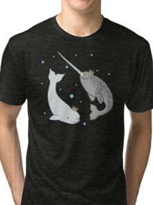 Prince and Princess of Whales Tri-blend T-Shirt