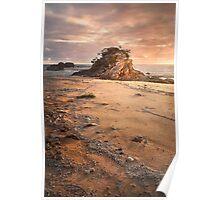 Kings Beach, Australia Poster