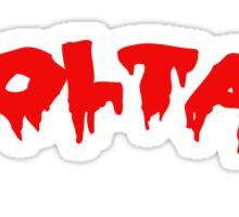 Zoltan Trill (red)  Sticker