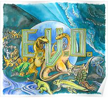 EVO Search for Eden Poster
