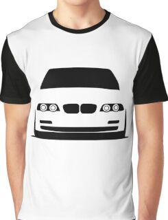BMW E46 3 Series Graphic T-Shirt