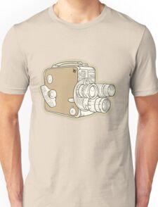 Vintage Camera Unisex T-Shirt