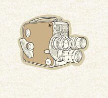 Vintage Camera Hoodie