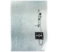Stylish Shower Poster