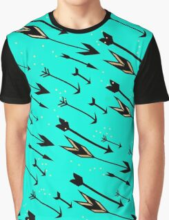 Wonky Arrows Graphic T-Shirt