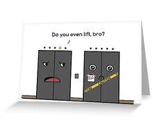 Lift Greeting Card