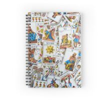 Tarot Cards Spiral Notebook