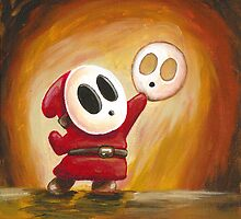 Alas, Poor Shy Guy! by Katie Clark