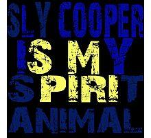 Sly Cooper Photographic Print