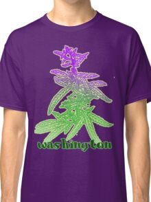 green washington. Classic T-Shirt